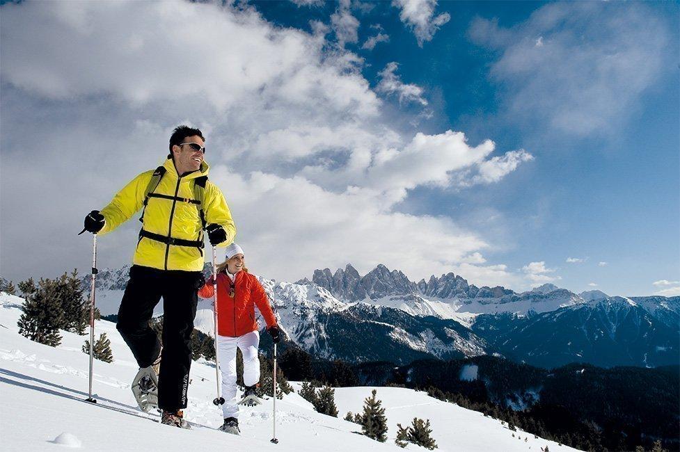 Vacanza invernale in Valle Isarco/Alto Adige: divertimento sulla neve lontano dalle piste