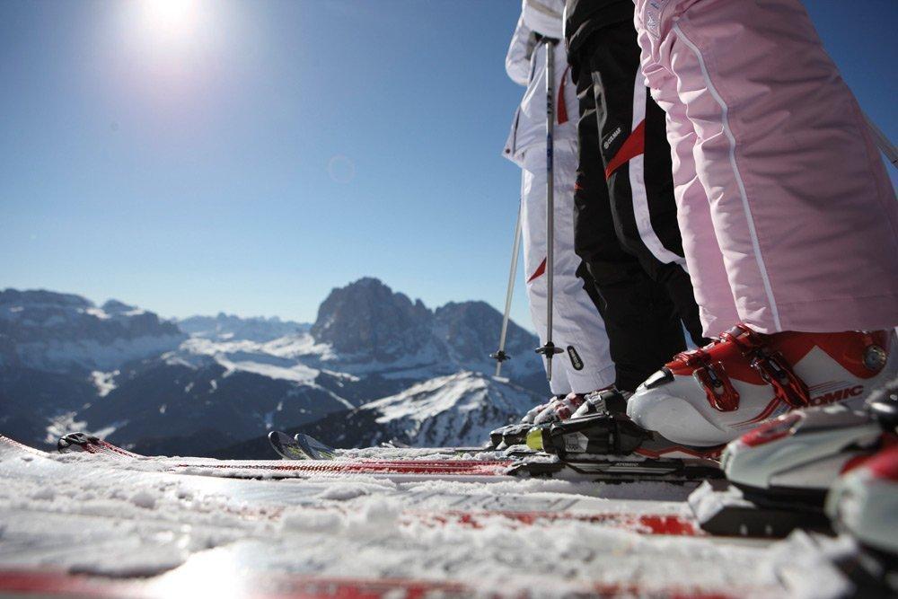 Lercherhof in Schalders: Ausgangspunkt für Skitouren im Eisacktal